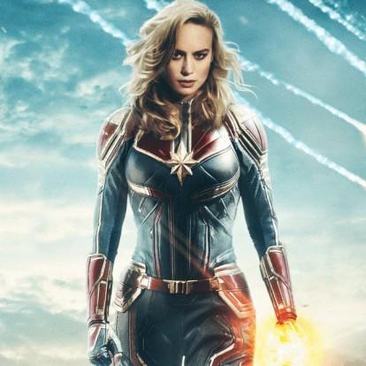 Ο πιο δυνατός σούπερ ήρωας της Marvel είναι γυναίκα