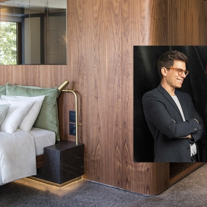 Perianth hotel: η νέα, καταπληκτική δουλειά των Κ- studio
