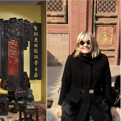 Η Νένη Σπάρτση μιλάει για τη νέα έκθεση στο Μουσείο Ακρόπολης