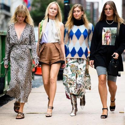 NYFW: Κλέψτε ιδέες από τα αγαπημένα μας street style looks