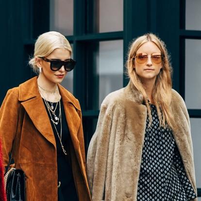 Street style χτενίσματα από τις εβδομάδες μόδας για να αντιγράψετε τώρα