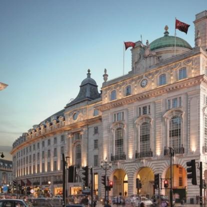 Το υπερπολυτελές Hotel Café Royal στο Λονδίνο μόλις ανακαινίστηκε