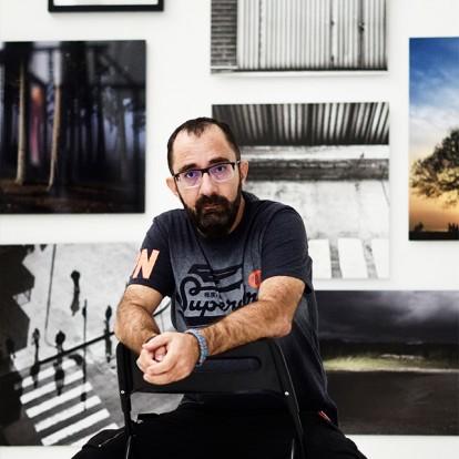 Ο Χρήστος Δημητρίου ξεκινάει μαθήματα φωτογραφίας
