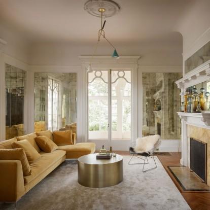 Ένα βικτωριανό σπίτι στο Portland που συνδυάζει το παλιό με το νέο