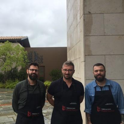 To Thessaloniki Food Festival ταξίδεψε στο Costa Navarino