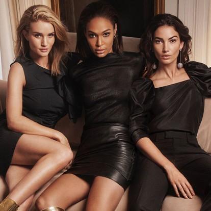 Διάσημα supermodels δοκιμάζουν τα πιο μοδάτα παπούτσια της σεζόν