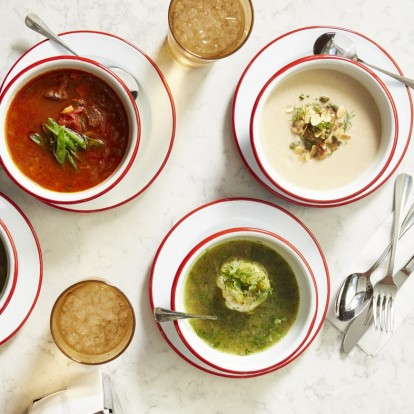 Πεντανόστιμες φθινοπωρινές σούπες που μπορείτε να φτιάξετε στο σπίτι
