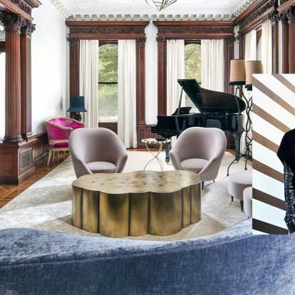Η ονειρική κατοικία της Jennifer Connelly στη Νέα Υόρκη θα σας εντυπωσιάσει
