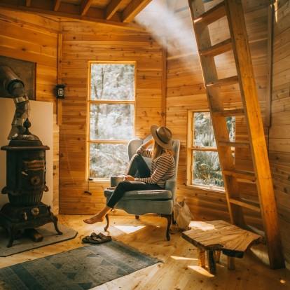 Τα ξύλινα σπίτια του Jacob Witzling θα σας κάνουν να ονειρευτείτε