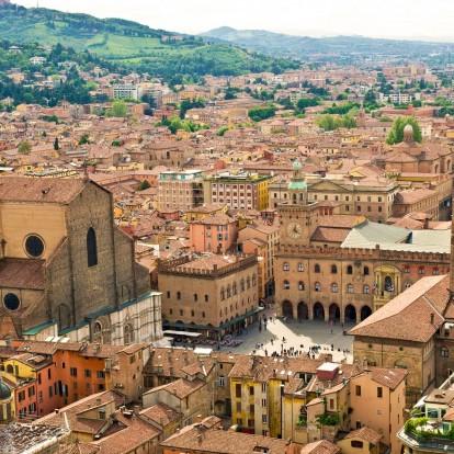 Ξενάγηση στη Μπολόνια: ένα weekend στη μαγική πόλη της Ιταλίας