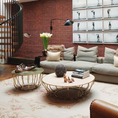 Mια κατοικία στο Holland Park του Λονδίνου με industrial και art στοιχεία