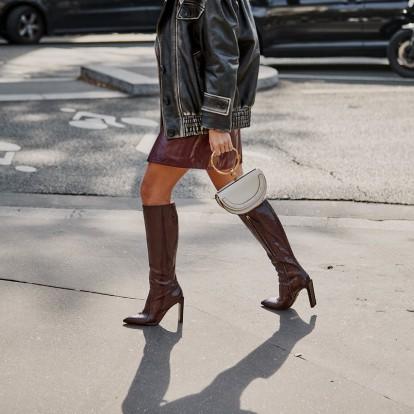 Knee High Boots: Ο πρωταγωνιστής των παπουτσιών