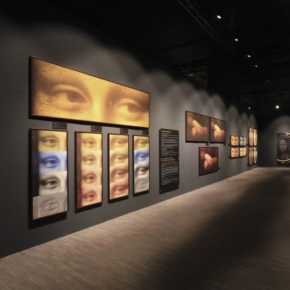 Η ζωή και το έργο του Leonardo Da Vinci σε μια τριπλή έκθεση στην Αθήνα