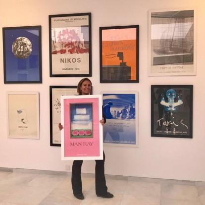 Ξεκινάει η έκθεση 321 | 426 | 52 με ιστορικές αφίσες της Γκαλερί Ζουμπουλάκη