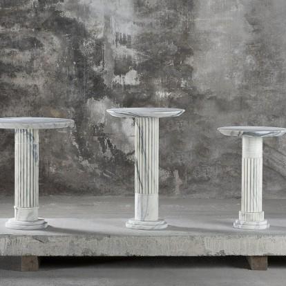 Η πρώτη έκθεση γλυπτικής του Karl Lagerfeld έχει αρχαιοελληνικό αέρα