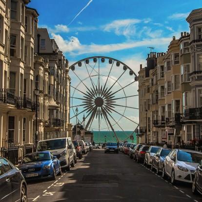 Αν θέλετε να κάνετε ένα διαφορετικό ταξίδι στην Αγγλία επιλέξτε το Brighton
