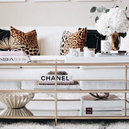 Διακοσμήστε το coffee table σας για τον χειμώνα και μεταμορφώστε το σαλόνι σας