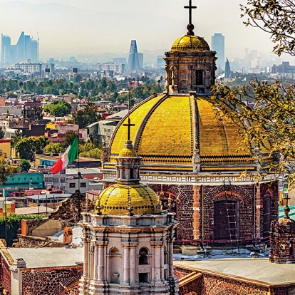 Mexico City vibes: Ανακαλύψτε τη μαγεία της πρωτεύουσας του Μεξικό