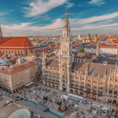 Travel Guide: 'Ενα Σαββατοκύριακο στο αυτοκρατορικό Μόναχο