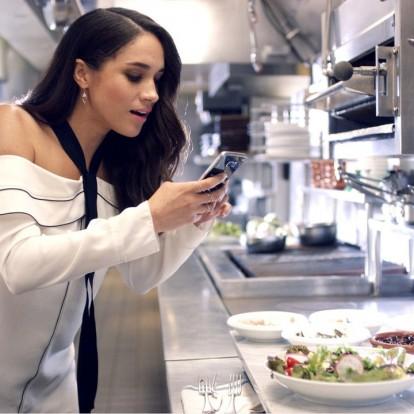 5 διατροφικές συνήθειες που θα αλλάξει η εγκυμονούσα Meghan Markle