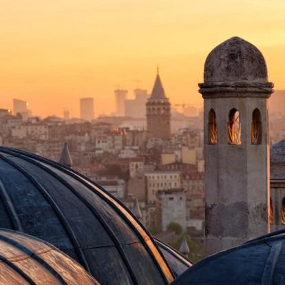 Travel οδηγός: Ένα σαββατοκύριακο στην Κωνσταντινούπολη