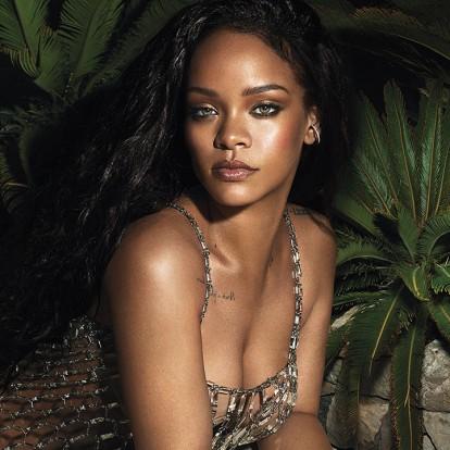 5 κανόνες μακιγιάζ που μάθαμε από τη make up artist της Rihanna