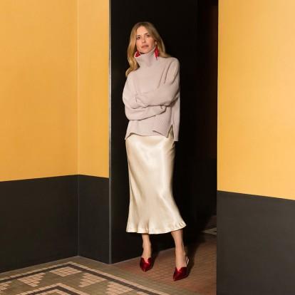 Slip Skirt: η νέα αγαπημένη φούστα της μόδας