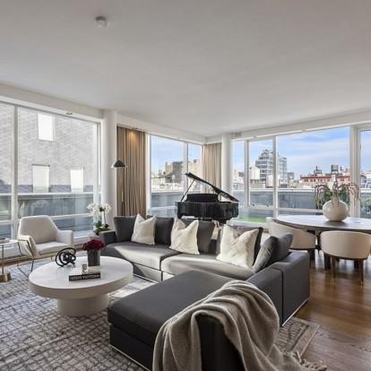 Το εντυπωσιακό penthouse των Justin Timberlake και Jessica Biel στη Νέα Υόρκη