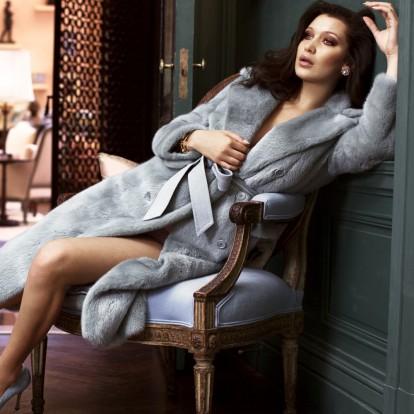 Τι έχει η Bella Hadid στο ψυγείο της για να διατηρεί το υπέροχο σώμα της