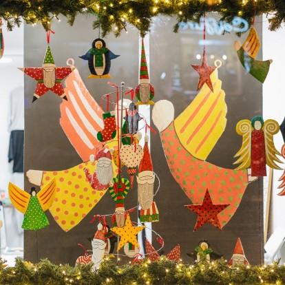 Εντοπίσαμε τα πιο όμορφα και artisanal χριστουγεννιάτικα αντικείμενα στη Θεσσαλονίκη