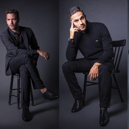 The mannish way: 4 άνδρες που αγαπάμε αποκαλύπτουν τα μυστικά τους