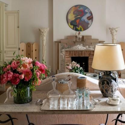 Interior goals: Ένα υπέροχο διαμέρισμα στο Παρίσι συνδυάζει φινέτσα και μοντέρνα αισθητική