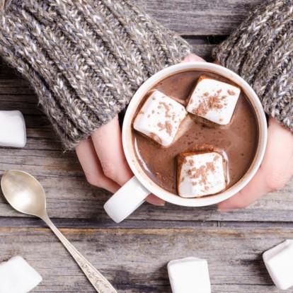 We will always have Paris: Φτιάξτε μόνοι σας γαλλική ζεστή σοκολάτα