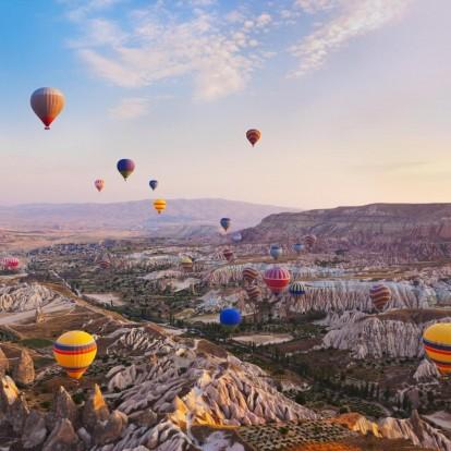 3 ζευγάρια travel bloggers μας προτείνουν προορισμούς για να ταξιδέψετε με το ταίρι σας