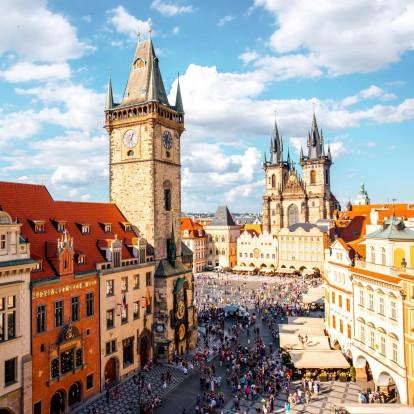 Πράγα: Ταξιδέψτε στην πιο παραμυθένια ευρωπαϊκή πόλη