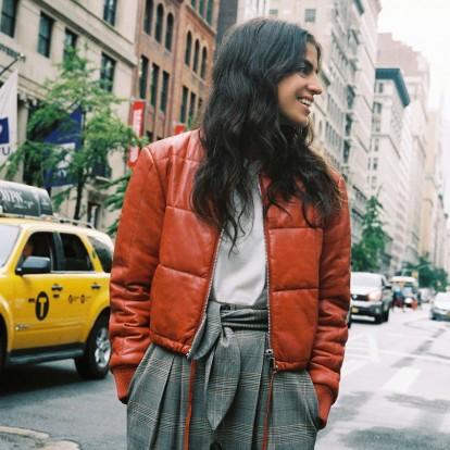 Αποκτήστε τον αέρα μιας αυθεντικής New Yorker fashionista