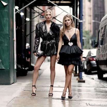 Βρείτε το φόρεμα που ταιριάζει άψογα στο σωματότυπό σας κι εντυπωσιάστε