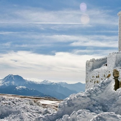 Καρπενήσι: Περιηγηθείτε στον παραμυθένιο χειμερινό προορισμό