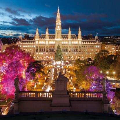 Απόδραση στη Βιέννη: Ο απόλυτος X-mas προορισμός σας περιμένει να τον ανακαλύψετε