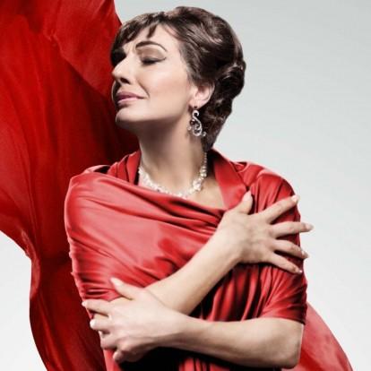 La grande diva: H Μαρία Κάλλας μέσα από ένα ολόγραμμα επιστρέφει ξανά στη σκηνή