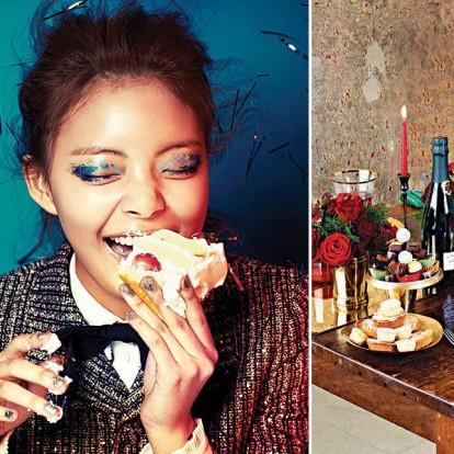 Sugar heaven: Τα πιο λαχταριστά γλυκά για το γιορτινό σας τραπέζι