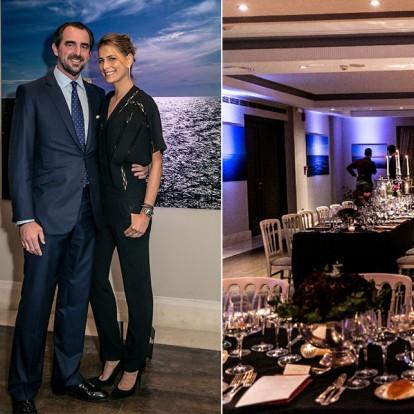 Τα εξαιρετικά κοσμήματα των Sotheby's Diamonds παρουσιάστηκαν στο Ecali Club στην Αθήνα