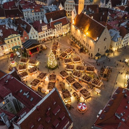Ανακαλύψτε τα πιο εντυπωσιακά Christmas markets στον κόσμο
