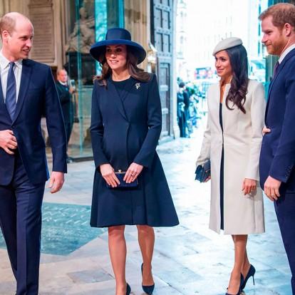 The Royals: Οι σημαντικότερες στιγμές του 2018 για τους Βρετανούς γαλαζοαίματους
