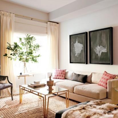 Feng Shui tips για να φέρετε θετικά vibes στο σαλόνι σας
