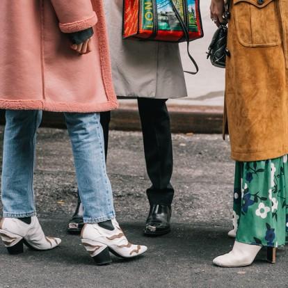 Οι πιο στιλάτοι συνδυασμοί για να φορέσετε τις μπότες σας τον χειμώνα