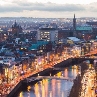 Δουβλίνο: H Ιρλανδική πρωτεύουσα της τέχνης και της καλής αισθητικής