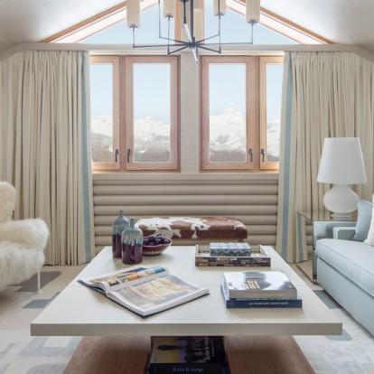 Winter wanderlust: Δείτε το νέο Four Seasons Hotel στη Megève της Γαλλίας