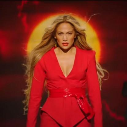 Η Jennifer Lopez ερμηνεύει το soundtrack της καινούριας ταινίας όπου και πρωταγωνιστεί