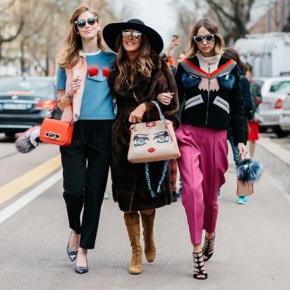 Κάντε shopping όπως μία αληθινή fashion editor